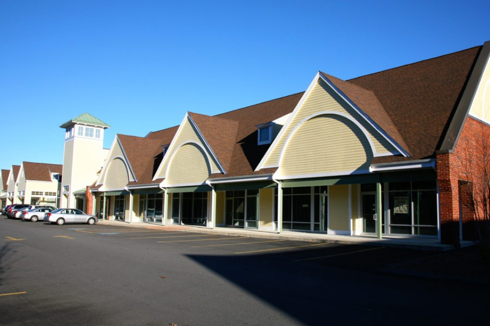 Middleton Retail Middleton Ma Bwk Construction