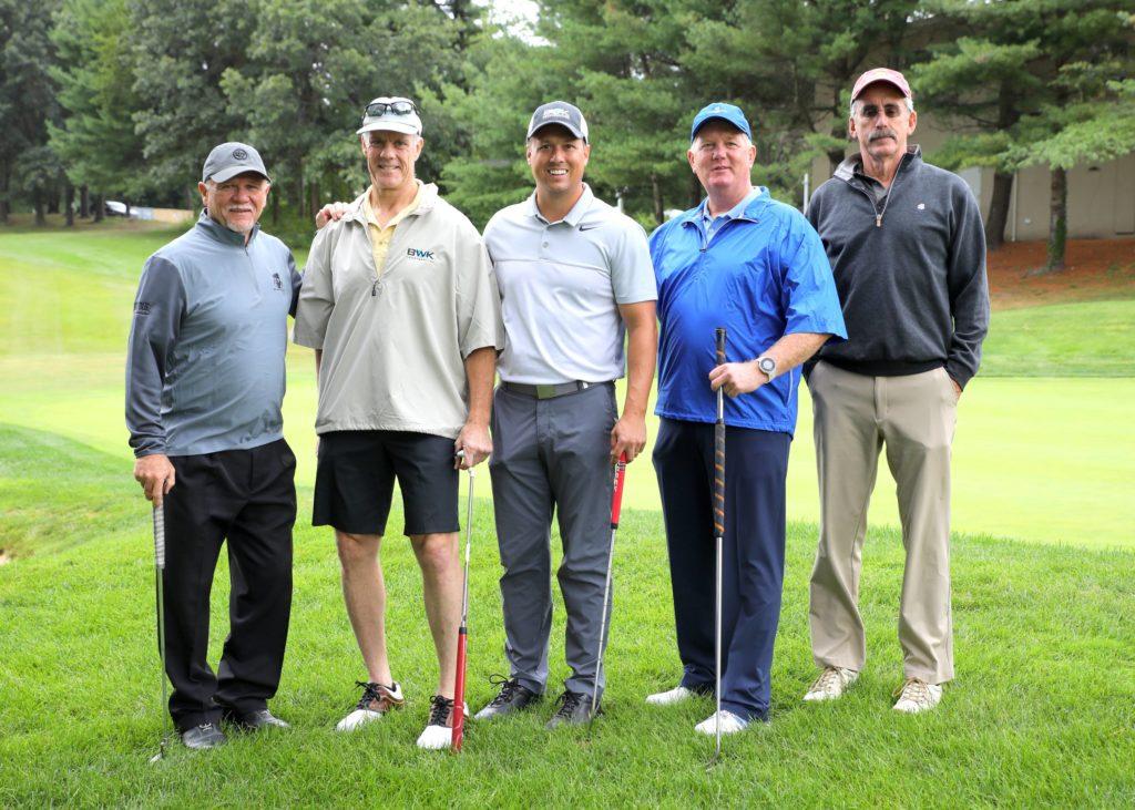 BWK Construction sponsors Melmark School 2018 Golf Tournament