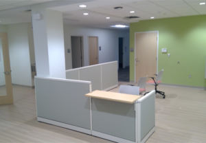 UMass Lowell Office Building - BWK Construction project